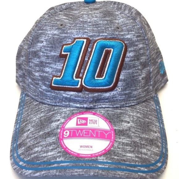 Danica Patrick  10 New Era 9Twenty Women s Hat fd79461fae7